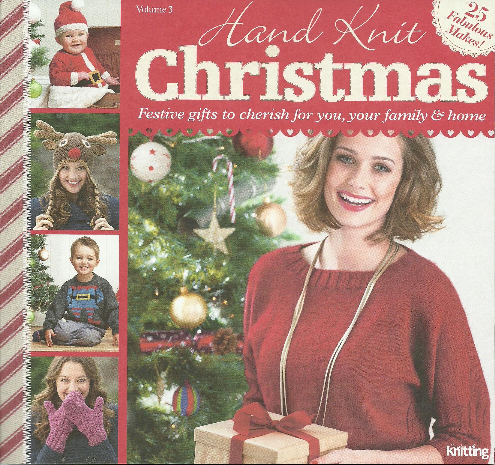 Christmas Elf Jumper Knitting Pattern : Elf Yourself Knitted Christmas Jumper Jane Burns