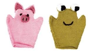 animal wash mitt knit jane burns knitlr
